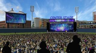 Do you think the proposed multi-purpose stadium in High Point will generate enough attendance to be successful?