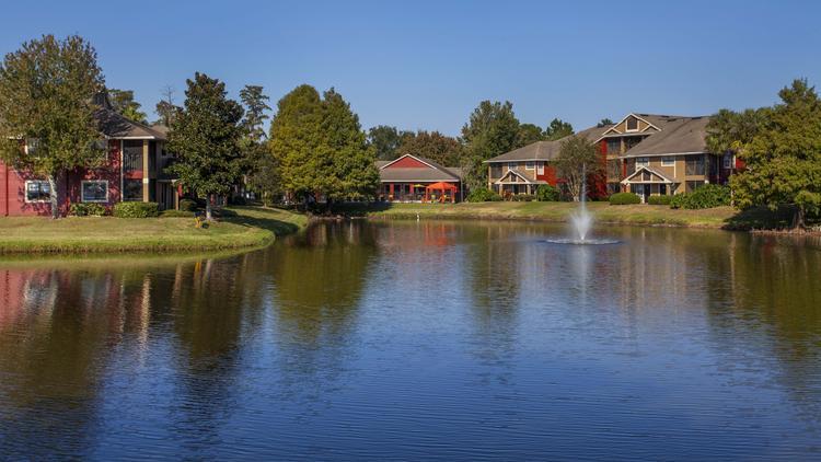 Baldwin Park-area Auvers Village Apartments sells - Orlando