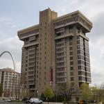 Downtown apartment high-rise put up for sale