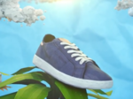 Reebok is developing 'plant-based' sneakers made from cotton and corn