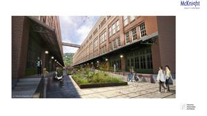 McKnight adds 100,000-plus square feet of retail space to plan for The Highline
