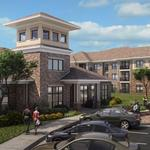 Apartments springing up near guns and Gap in fast-growing city