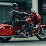 Indian Motorcycle's market share hit double digits in September