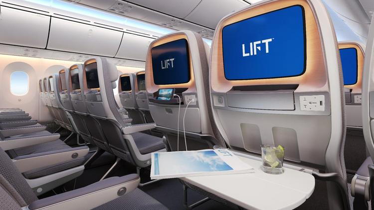 Technology Advances Make Aircraft Interiors Obsolete In