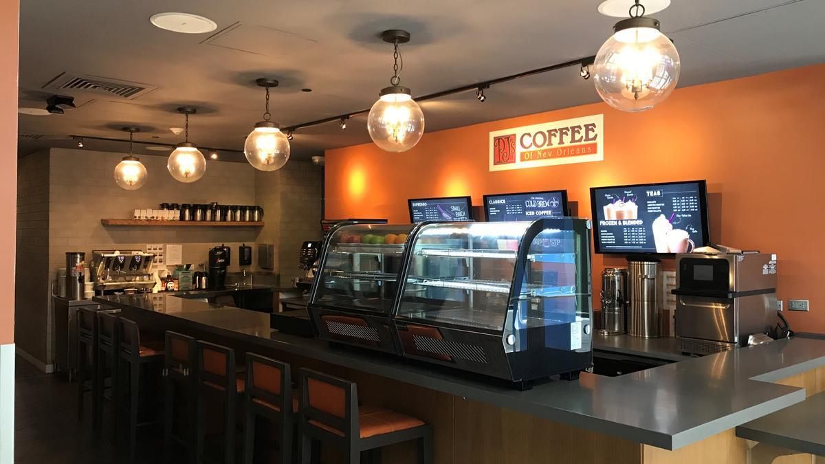 Pj S Coffee At Hilton Cabana Miami Beach Is The New