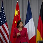 Politics: Unmasking criticisms 'absolutely false,' <strong>Rice</strong> says