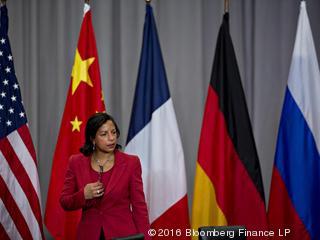Unmasking criticisms 'absolutely false,' Rice says