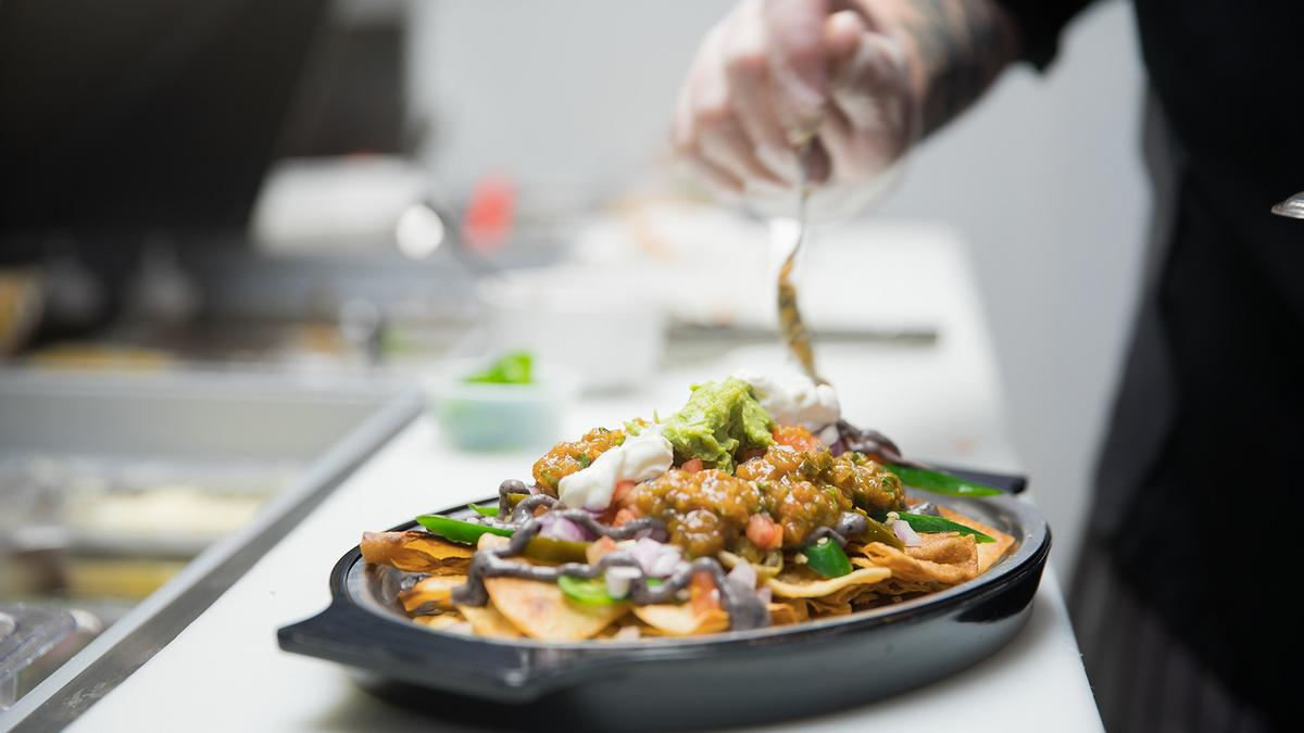 Look Inside Otr S Newest Restaurant B A Street Kitchen