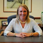 This former First Niagara executive left her traditional bank job behind when she joined KeyBank