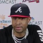 Atlanta Braves enlist basketball legend Allen Iverson to 'talk about parking?'