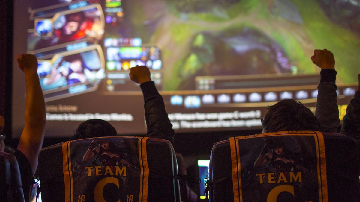 Super league gaming ipo