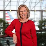 Outgoing AA exec Terri Pope talks career hurdles, working in a 'man's world'