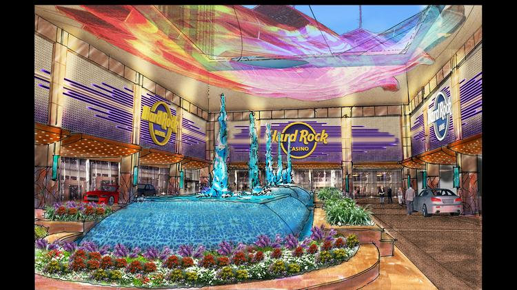 Atlantic City S Hard Rock Hotel Casino Eyes Memorial Day 2018