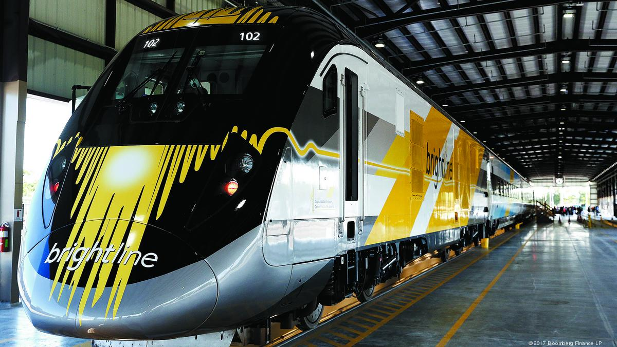 Brightline's battle with counties continues despite ...