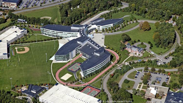 8d5ebb0a02613e Reebok International Ltd. s headquarters campus spans 65 acres in Canton