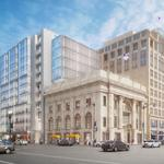 Lincoln Property to go spec on former National Bank of Washington redevelopment