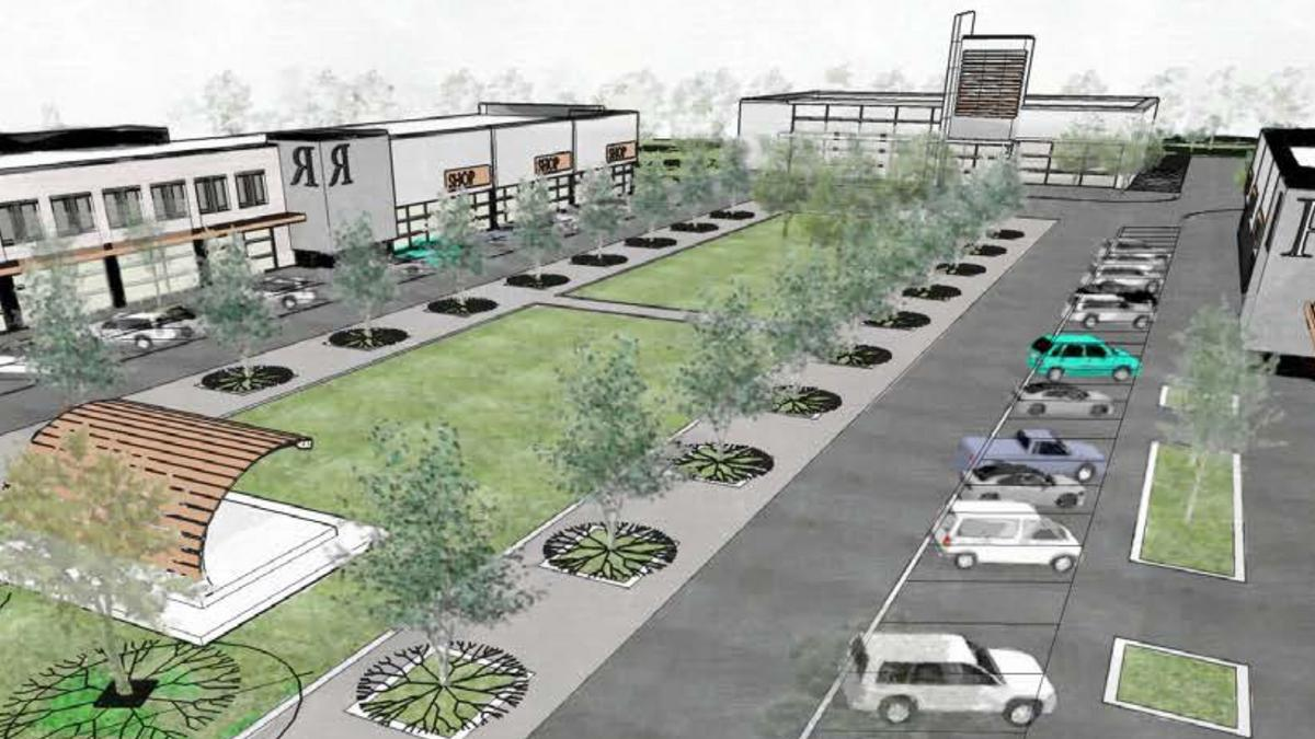 Northridge Mall Recommendations Include Open Air Retail