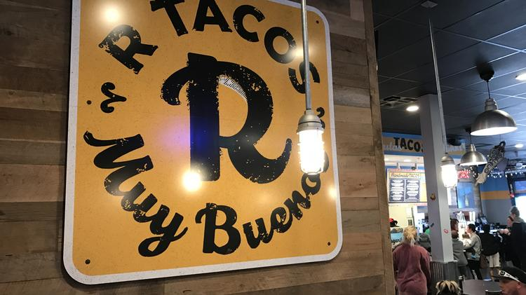 Among The New Restaurant Arrivals In Dayton Region Is R Taco At 1822 Brown St