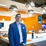 New in Town: Taking grassroots approach at AT&T