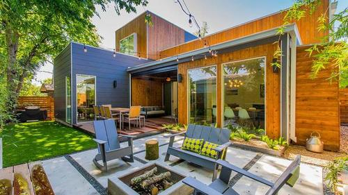 Modern Built Home in the Heart of Zilker