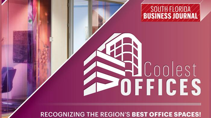 Which South Florida office space should win SFBJ's 2017 Coolest Offices contest?