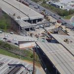 C.W. Matthews feted for work on I-85 bridge