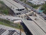 I-85 collapse taking an economic toll on nearby businesses