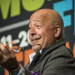 Andrew Zimmern says give clients what they want, not what they need