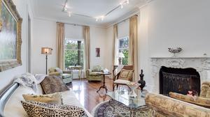 Majestic, Yet Wonderfully Urban King William Home