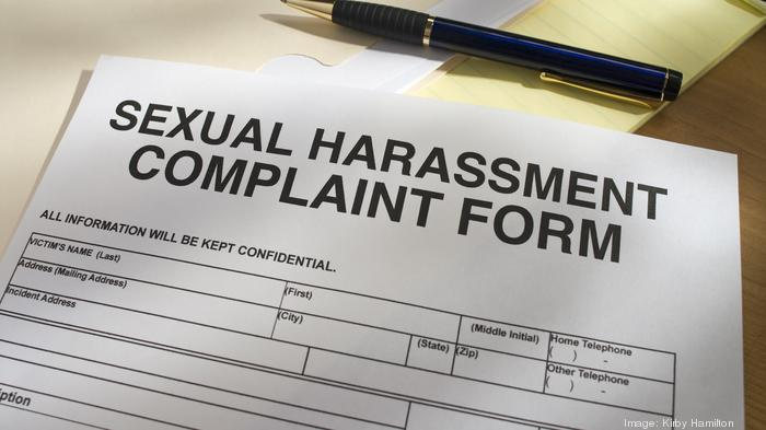 Have you ever been sexually harassed at work?