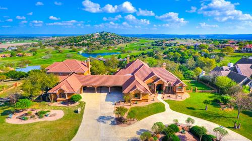 Breathtaking Views in Comanche Trace