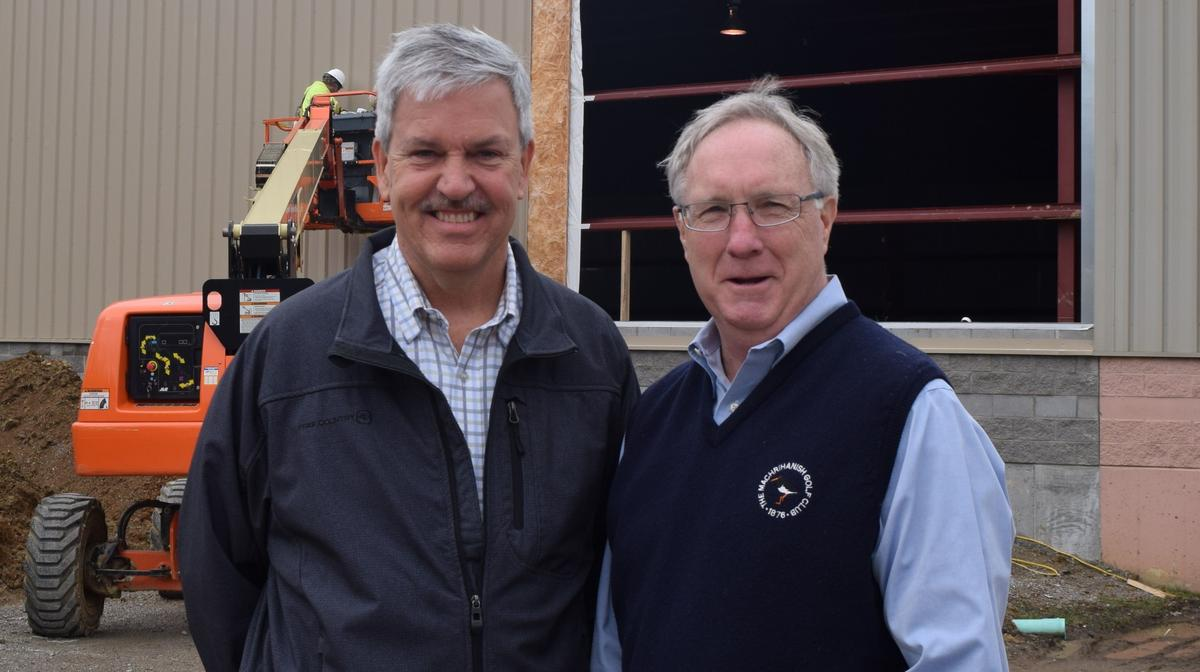 Corken Steel Products Adds New Location Expanding Warehouse Exclusive Cincinnati Business Courier