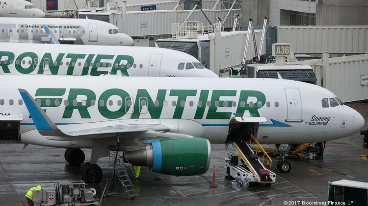Frontier Airlines Slips On Complaints On Time Rate