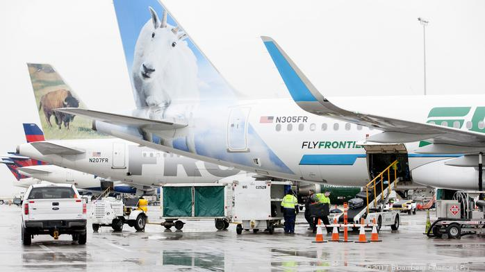 Frontier Airlines launching only nonstop flight from Denver to Providence
