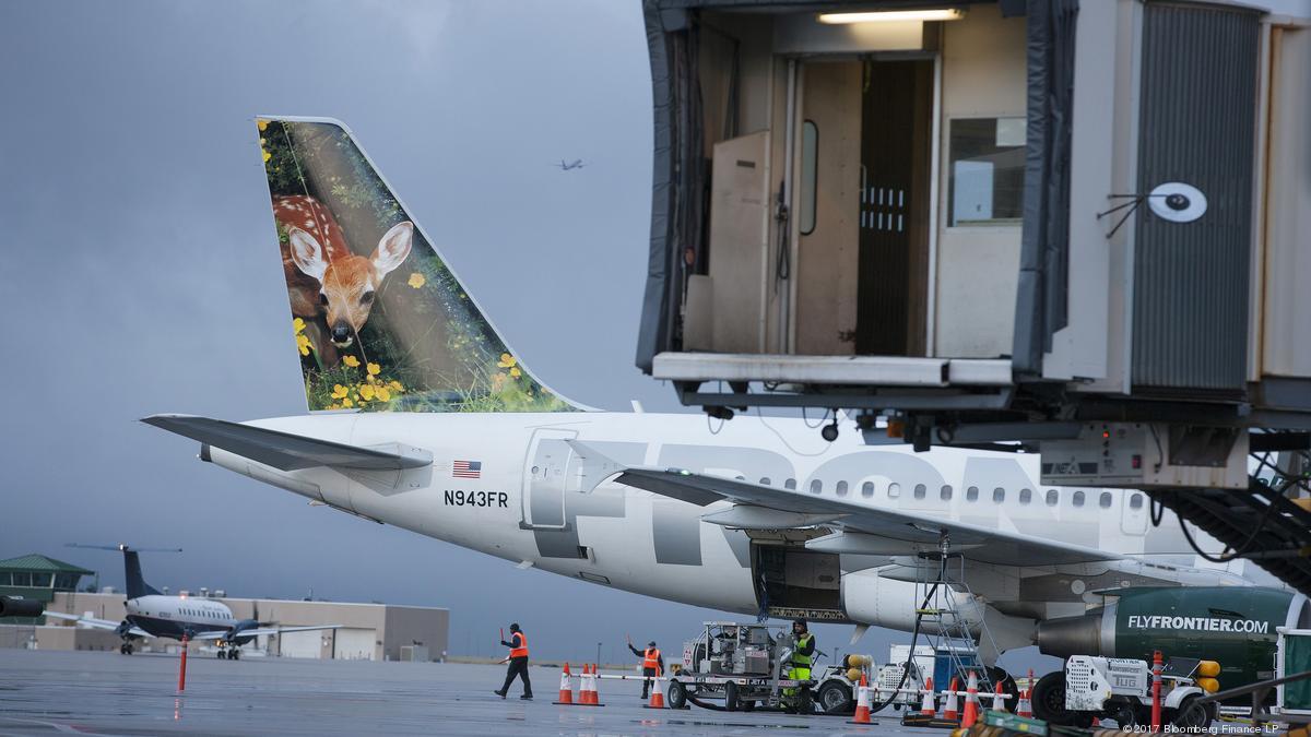 Frontier Airlines adds nonstop flights from Denver to Birmingham ...