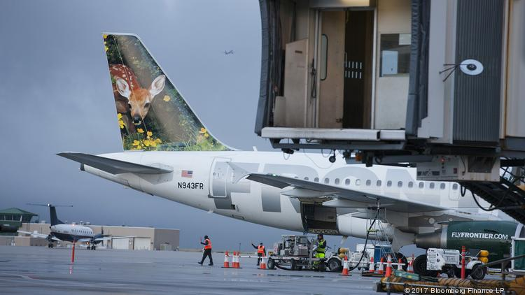 Frontier Airlines To Open Training Center In Florida For