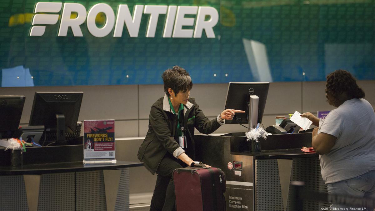 Frontier Airlines Restores Flights To Piedmont Triad