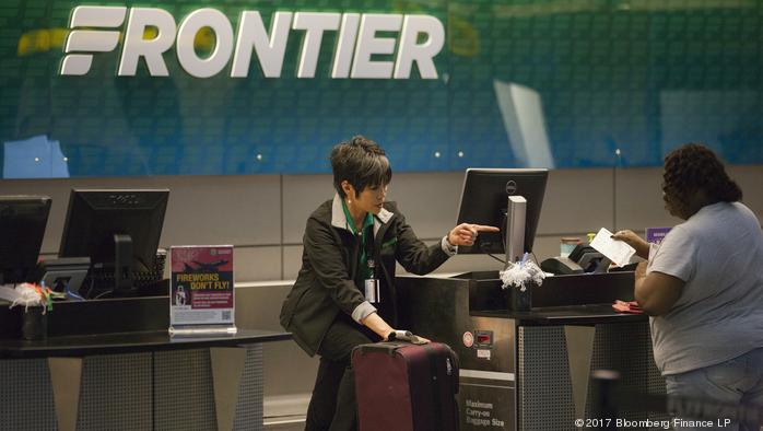 Frontier Airlines restores Denver-GSO nonstop flights for summer
