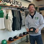 Portland history pops for Grafletics