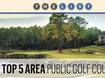 Top of the List: Public Golf Courses