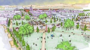Lennar, Taylor Morrison buying Folsom Plan Area lots