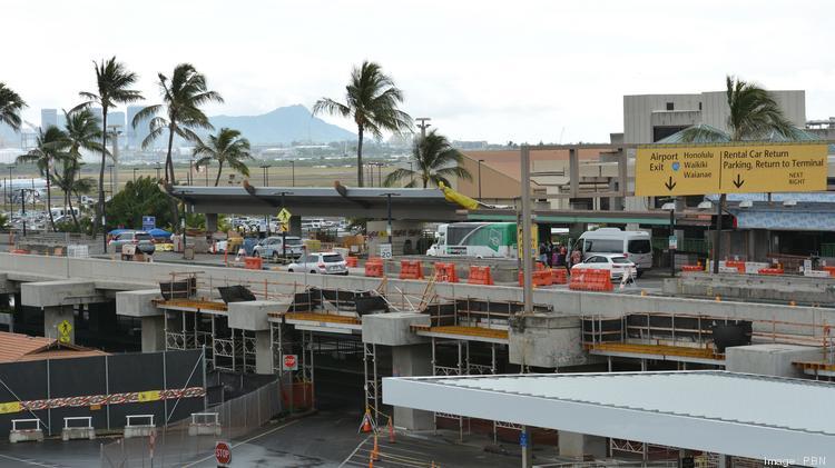 Barriers Ahead Construction Delays Add To Honolulu International