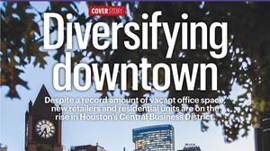 Downtown Houston is in the midst of a transition that could change its DNA