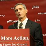 Senate leader tells Bentley to resign