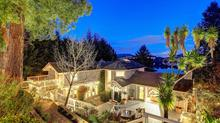 Stunning East Coast Style Home with Dramatic Views of Richardson Bay