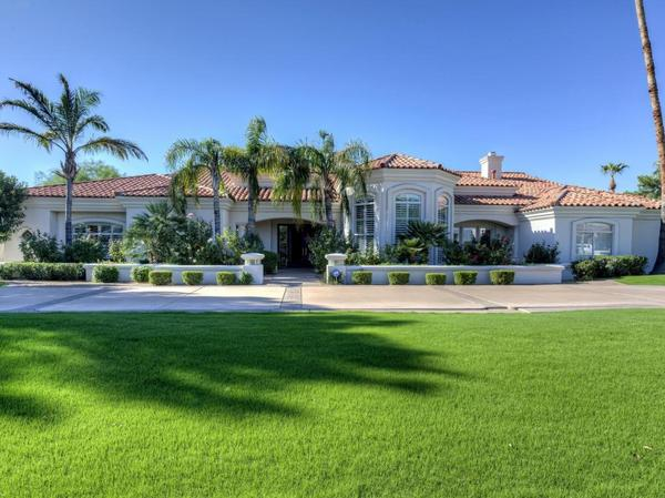 Completely Updated Home Located Within Camelback Country Estates.