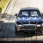 Automotive Minute: Rock stars team with Rolls-Royce to design one-of-a-kind Wraiths (SLIDESHOW)