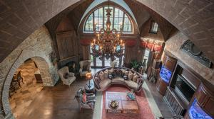 Exception Home Designed By Robert Dame in the Heart of Bunker Hill