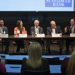​Emerging Leaders hear lessons on tough love