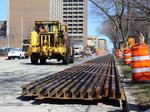 City negotiating with streetcar operator